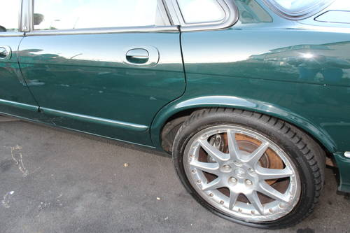2002 Jaguar XJR V8 R1 Brembo  BBS - Selling complete for spares For Sale (picture 4 of 6)