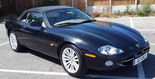2001 Jaguar xk8 left hand drive convertible For Sale (picture 1 of 6)