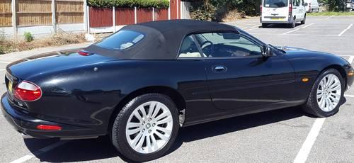 2001 Jaguar xk8 left hand drive convertible For Sale (picture 2 of 6)