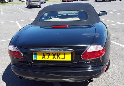 2001 Jaguar xk8 left hand drive convertible For Sale (picture 5 of 6)