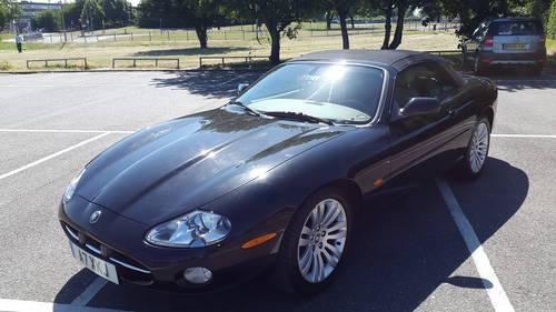 2001 Jaguar xk8 left hand drive convertible For Sale (picture 6 of 6)