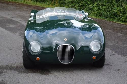 1961 Jaguar Proteus C Type replica  SOLD (picture 2 of 6)