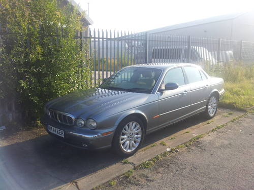 Jaguar XJ8 3.5SE V8 Aluminium Body Model 2003  For Sale (picture 1 of 6)