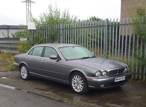 Jaguar XJ8 3.5SE V8 Aluminium Body Model 2003  For Sale (picture 5 of 6)