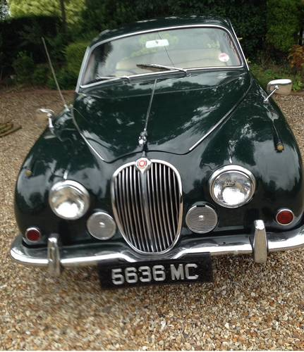 1967 Jaguar 240  For Sale (picture 1 of 6)