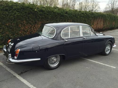 1966 JAGUAR 3.4 S TYPE  Manual. SOLD (picture 2 of 6)