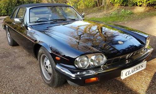1986 Jaguar XJS Cabriolet 5.3 V12 2+2 For Sale (picture 1 of 1)