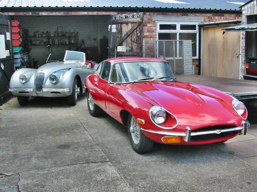 E TYPE XK MK2 XJ - A RANGE OF SERVICES, 30 YRS EXPERIENCE. For Sale (picture 1 of 6)