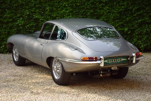 1965 Jaguar E-Type Series 1 4,2 Litre FHC (LHD) For Sale (picture 3 of 6)