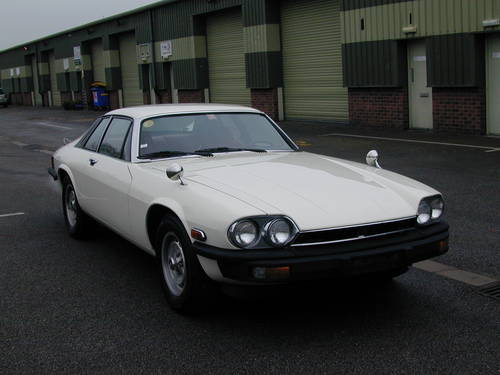 1977 JAGUAR XJS 5.3 V12 PRE HE - LHD - VERY LOW MILES! 23K!  For Sale (picture 1 of 6)