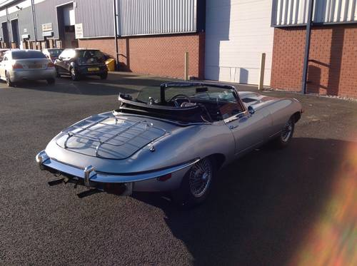 1969 S2 Roadster with Factory Hard Top For Sale (picture 3 of 5)