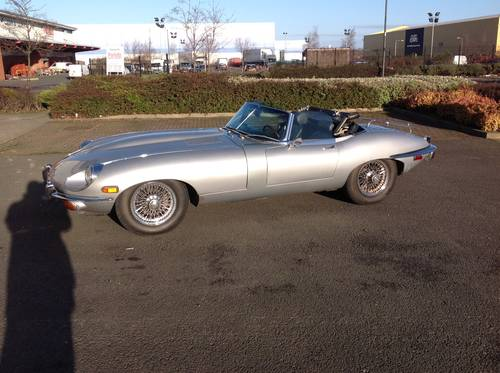 1969 S2 Roadster with Factory Hard Top For Sale (picture 4 of 5)