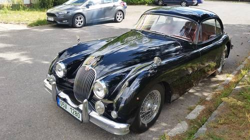 1958 Jaguar XK 150 SE FHC restored, matching numbers For Sale (picture 1 of 6)