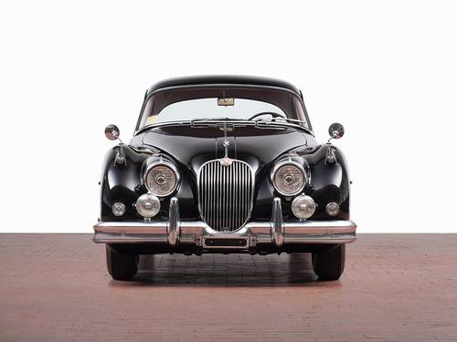 1958 Jaguar XK 150 SE FHC restored, matching numbers For Sale (picture 2 of 6)