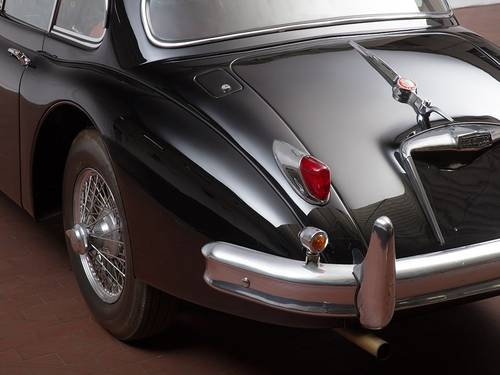 1958 Jaguar XK 150 SE FHC restored, matching numbers For Sale (picture 3 of 6)