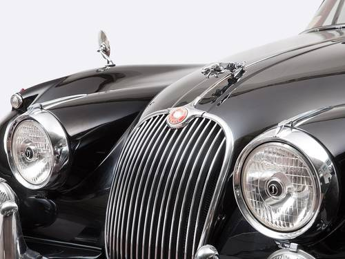 1958 Jaguar XK 150 SE FHC restored, matching numbers For Sale (picture 6 of 6)