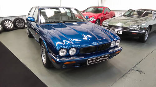 1999 Jaguar XJ8 Sport Excellent th'out. NOW SOLD Wanted (picture 1 of 6)