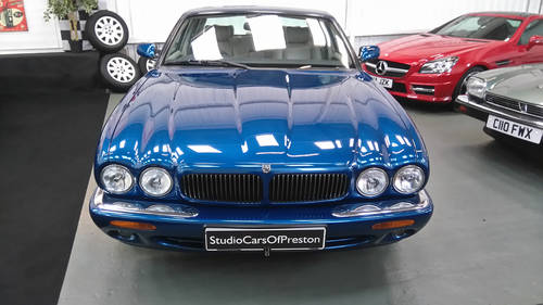 1999 Jaguar XJ8 Sport Excellent th'out. NOW SOLD Wanted (picture 2 of 6)