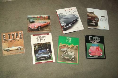 1935 JAGUAR COLLECTABLE BOOKS For Sale (picture 1 of 6)