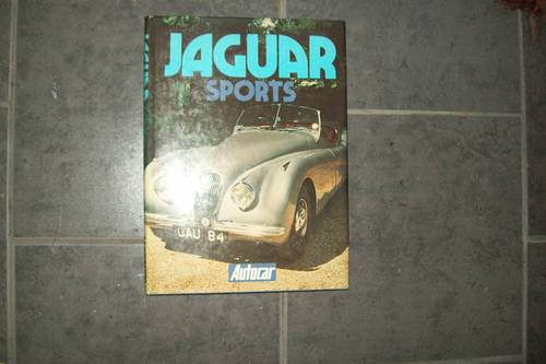 1935 JAGUAR COLLECTABLE BOOKS For Sale (picture 3 of 6)