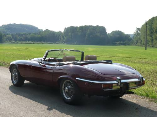 1972 Jaguar Type E V12 For Sale (picture 3 of 6)
