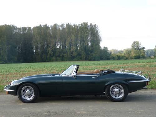 1972 Jaguar Type E V12 For Sale (picture 2 of 6)