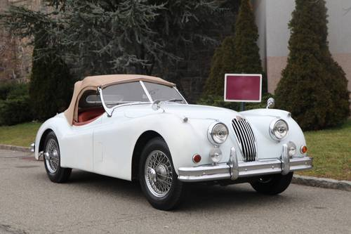 1956 Jaguar XK140SE Roadster  For Sale (picture 1 of 5)
