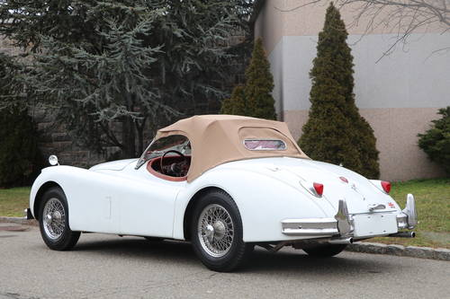 1956 Jaguar XK140SE Roadster  For Sale (picture 2 of 5)