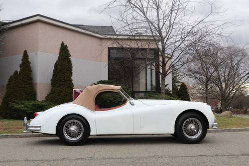 1956 Jaguar XK140SE Roadster  For Sale (picture 3 of 5)