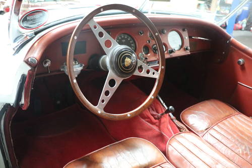 1956 Jaguar XK140SE Roadster  For Sale (picture 4 of 5)