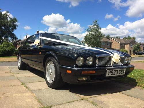 Stunning XJ6 with 59k miles and FSH, immaculate condition For Sale (picture 1 of 1)