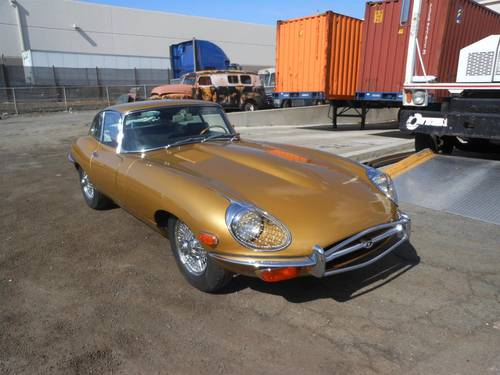 1969 Jaguar 2e serie E-type perfect For Sale (picture 2 of 6)