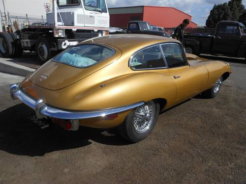 1969 Jaguar 2e serie E-type perfect For Sale (picture 3 of 6)