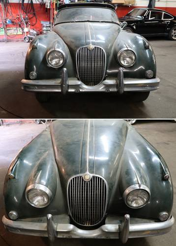 1959 Jaguar XK150SE DHC 3.4L For Sale (picture 2 of 6)