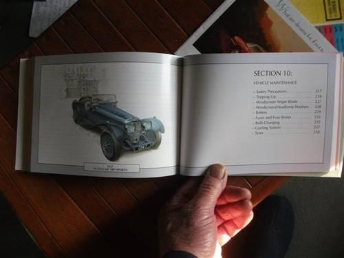 1990 Jaguar XJ6 (& Daimler variant) Drivers Handbook For Sale (picture 6 of 6)