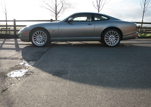 2005 Jaguar XK8 4.2-S, 32K miles, Factory fresh SOLD (picture 2 of 6)