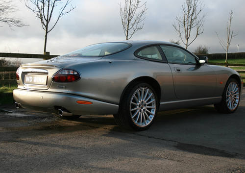 2005 Jaguar XK8 4.2-S, 32K miles, Factory fresh SOLD (picture 3 of 6)