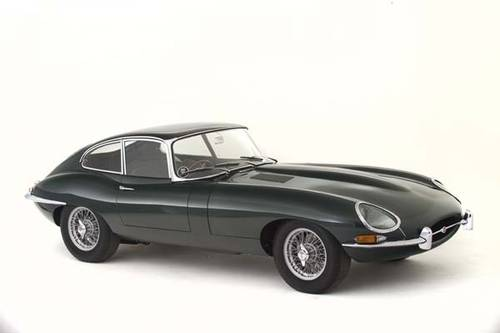 1962 Series 1 Jaguar E-Type 3.8-Litre FHC RHD For Sale (picture 1 of 6)