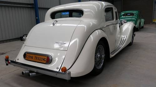 1947 Jaguar MK IV 3.5 Litre for sale very original and beautiful  SOLD (picture 3 of 6)