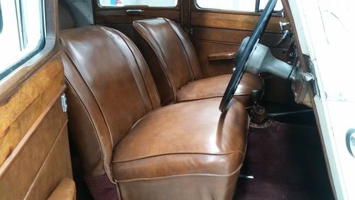 1947 Jaguar MK IV 3.5 Litre for sale very original and beautiful  SOLD (picture 4 of 6)