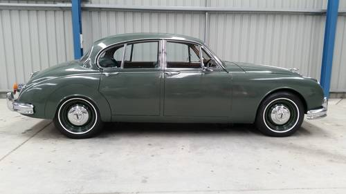1963 Jaguar MK2 3.4 Litre for sale very original car For Sale (picture 2 of 6)