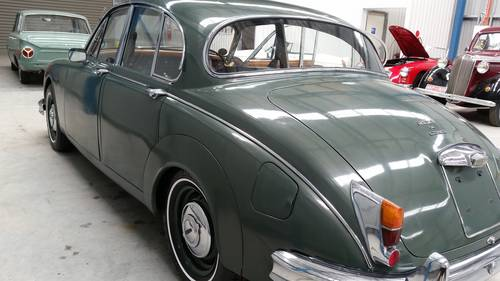 1963 Jaguar MK2 3.4 Litre for sale very original car For Sale (picture 3 of 6)