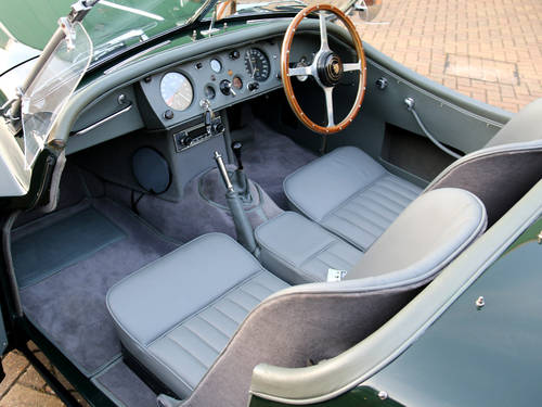1954 JAGUAR XK140 PERIOD COMPETITION ROADSTER For Sale (picture 4 of 6)