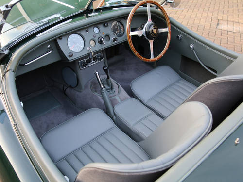 1954 JAGUAR XK140 PERIOD COMPETITION ROADSTER For Sale (picture 5 of 6)