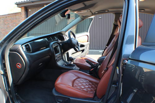 2009 X Type Sport Premium 2.2  6-Speed Big Bumper Quilted Leather For Sale (picture 3 of 6)