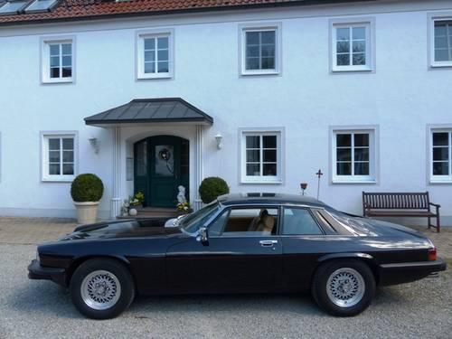 1982 JAGUAR XJS Coupé V12   PRE-HE For Sale (picture 3 of 6)