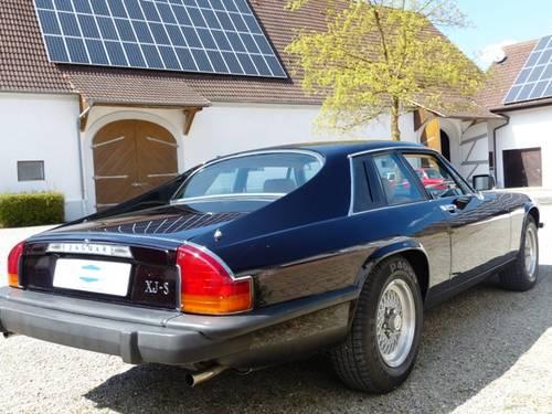 1982 JAGUAR XJS Coupé V12   PRE-HE For Sale (picture 4 of 6)