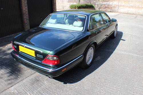 1997 Jaguar XJ6 Executive 3.2 with only 88k miles - 150 pics  For Sale (picture 2 of 6)