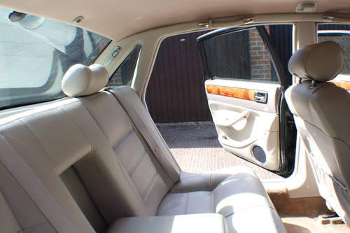 1997 Jaguar XJ6 Executive 3.2 with only 88k miles - 150 pics  For Sale (picture 5 of 6)