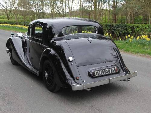 1947 Jaguar MKIV 2.5 Saloon - V Original, 79K miles, £20k spent For Sale (picture 3 of 6)